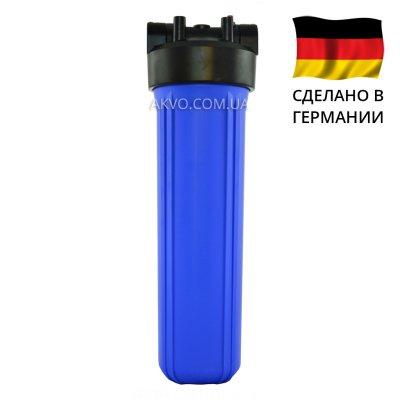 """Магистральный фильтр Platinum Wasser 20"""" BB (комплект)- Фото№1"""