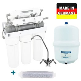 Фільтр зворотного осмосу Platinum Wasser Ultra 8 Антиоксидант - Фото№2