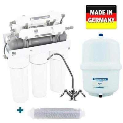 Фільтр зворотного осмосу Platinum Wasser Ultra 8 Антиоксидант- Фото№1