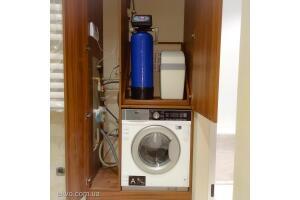 DELTA ESCALDA (BELGIUM) фильтр умягчения воды кабинетного типа