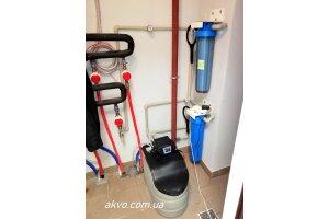 Bluefilters Apollo S Soft установка умягчителя воды