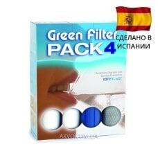 Комплект картриджей к фильтру обратного осмоса Green Filter Pack 4
