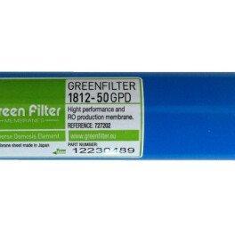 GreenFilter 1812-50 GPD 50gal мембрана к осмосу (Япония) - Фото№4