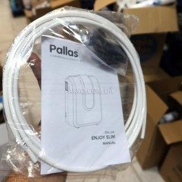 Pallas Enjoy Slim 400 компактная прямоточная система обратного осмоса - Фото№4