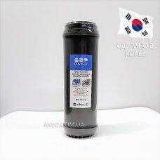 Картридж Raifil UDF-10C+Ag из гранулированного угля с ионами серебра