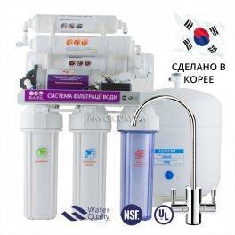 Raifil GRANDO 6+ RO905-650BP-EZ Фильтр обратного осмоса с насосом