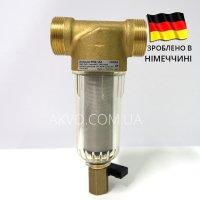 Resideo Braukmann (Honeywell) FF06-1AA cітчастий промивний фільтр