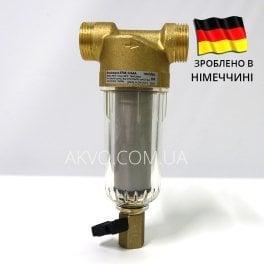 Resideo Braukmann (Honeywell) FF06-3/4AA cітчастий промивний фільтр - Фото№2