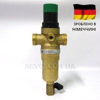 Resideo Braukmann (Honeywell) FK06-3/4AAM cетчатый промывной фильтр для горячей воды c редуктором