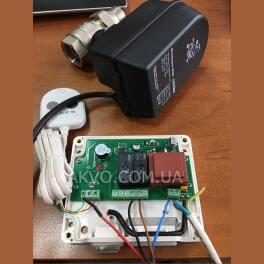 СКПВ Neptun Aquacontrol Light 1/2 с краном Resideo Honeywell  - Фото№3