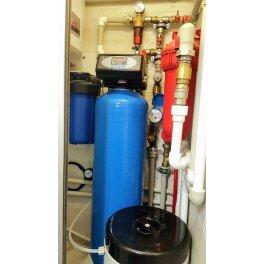 Фильтр умягчитель воды RX-65B3-V1 - Фото№3