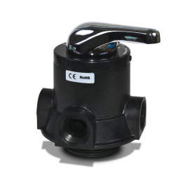 Клапан управления ручной RX F56 E1 к фильтру до 2м³ - Фото№5