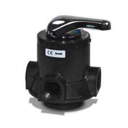 Клапан управления ручной RX F56 E1 к фильтру до 2м³ - Фото№4
