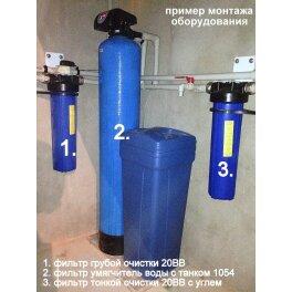 Фильтр умягчитель воды RX-65B3-V1,5 - Фото№3