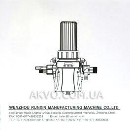RUNXIN RUNLUCKY RL-Q01 Автоматичний дисковий фільтр зі зворотним промиванням 3/4 - Фото№10