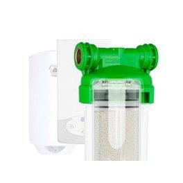 СВОД АС st250(Pro) Фильтр от накипи для теплотехники с латунной резьбой (L1/2) и Экспресс-очистка СВОД-ТВН - Фото№4