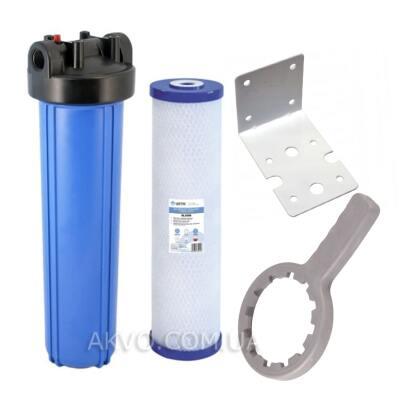 USTM Фильтр Big Blue 20 с угольным картриджем- Фото№1