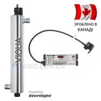 VIQUA Sterilight Home VH410/2 Ультрафіолетовий знезаражувач води