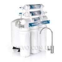WATER FILTER RO-6 Бытовой фильтр под мойку