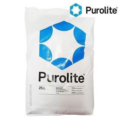 Ионообменная смола Purolite C100E (умягчающая засыпка в фильтр)- Фото№1