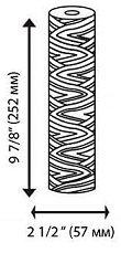 Розмір картриджа Aquafilter FCPP5-AB